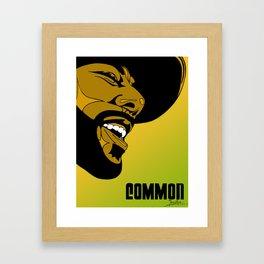 Common - Be Framed Art Print
