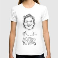 mac T-shirts featuring Mac Demarco by ophiblu