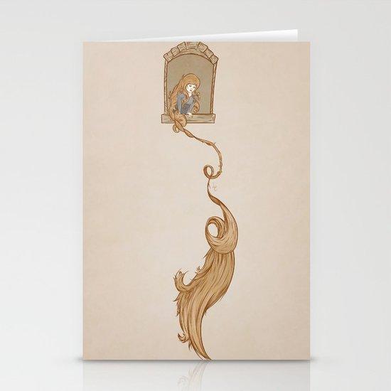 Rapunzel. Stationery Cards
