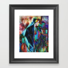 Hermit Framed Art Print