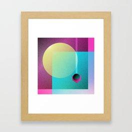 Beet Juice Framed Art Print