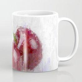 Big Red Cherries Coffee Mug