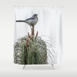 Top of The World Shower Curtain