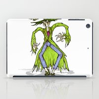 wizard iPad Cases featuring Wizard by RifKhas