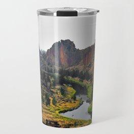 Desert Rock Valley Travel Mug