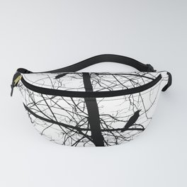 The Raven #2 Fanny Pack
