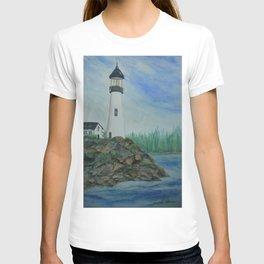 Fernsten Lighthouse WC170121a T-shirt