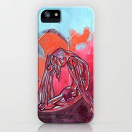 Scorpio | Yoga Art iPhone Case