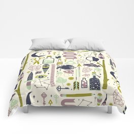 The Witch's Collection Comforters