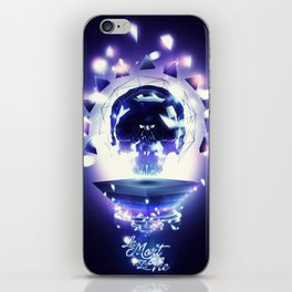 La Mort et la Vie iPhone Skin