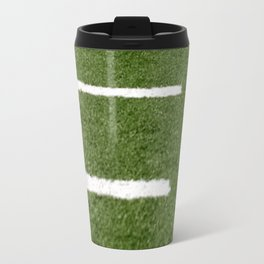Football Lines Travel Mug