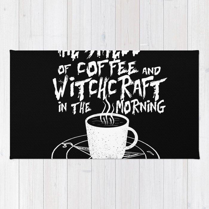 Dark Coffee Lover Rug