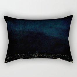 village ligths Rectangular Pillow