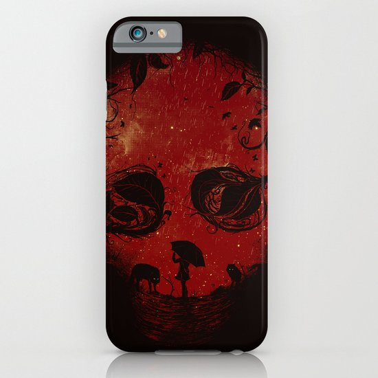 Red Encounter iPhone & iPod Case