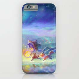 OneShot - Niko, Rue, and you iPhone Case