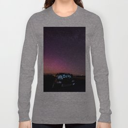Nocturnal Subaru Long Sleeve T-shirt