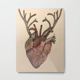 Heartalope Metal Print