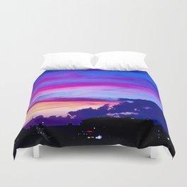 Hampton Sunset Duvet Cover