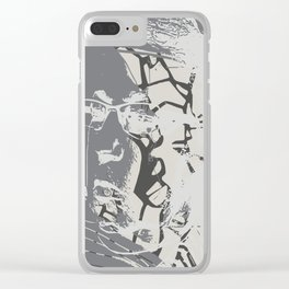 familial values Clear iPhone Case