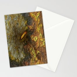 Bound in Fire Stationery Cards