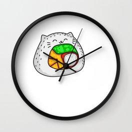 Kawaii Sushi Japanese Anime Lolita Wall Clock