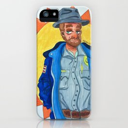 Coffee and Contemplation iPhone Case