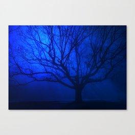 Twilight Blues Canvas Print