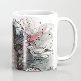 Evil Samurai Sith Lord - Maul Coffee Mug