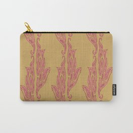 Tropical Geo Wave Carry-All Pouch