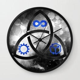 The Coalition Symbol Wall Clock