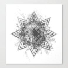 The Darken Stars Canvas Print
