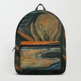 The Scream Backpack