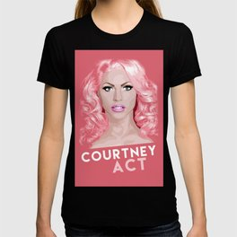 Courtney Act, RuPaul's Drag Race Queen T-shirt