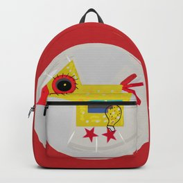 Star Chicken Backpack