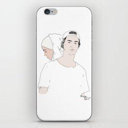 YousefSana iPhone Skin