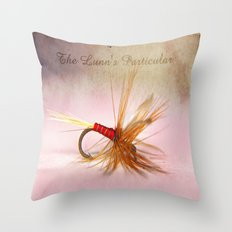 The Lunn's Particular  Throw Pillow
