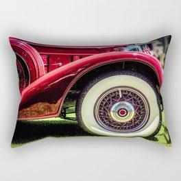 The Thirties Rectangular Pillow