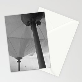 parasol and rain Stationery Cards
