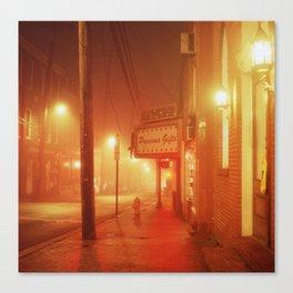 Old Ellicott City, MD Canvas Print