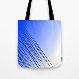 jungle wild design lines ethnic jpg    BLUE Tote Bag