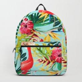 Hawaiian Vibe #society6 #decor #buyart Backpack
