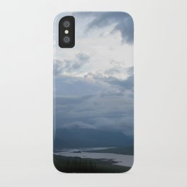 cloudworks. iPhone Case