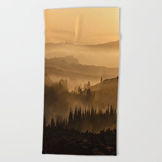 Land ESCAPE Beach Towel
