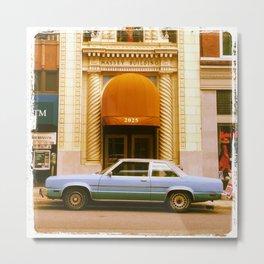 Ford Fairmont Metal Print