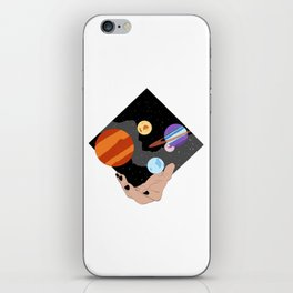 Space Mage iPhone Skin