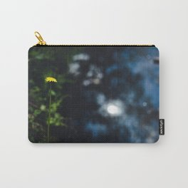Reflection in the river Carry-All Pouch