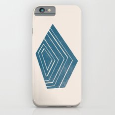 Geode I - in Sapphire Slim Case iPhone 6s