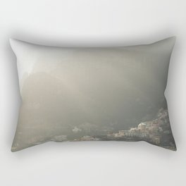 Amalfi Vibes Rectangular Pillow