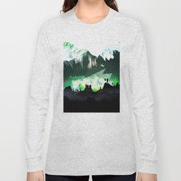 Dante's Inferno: Circle of Limbo Long Sleeve T-shirt