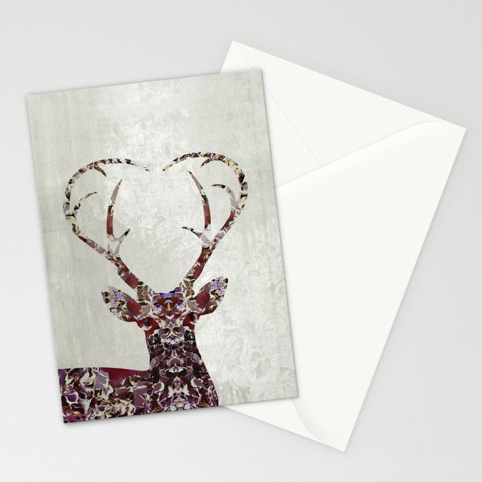 My Deer Love Stationery Cards